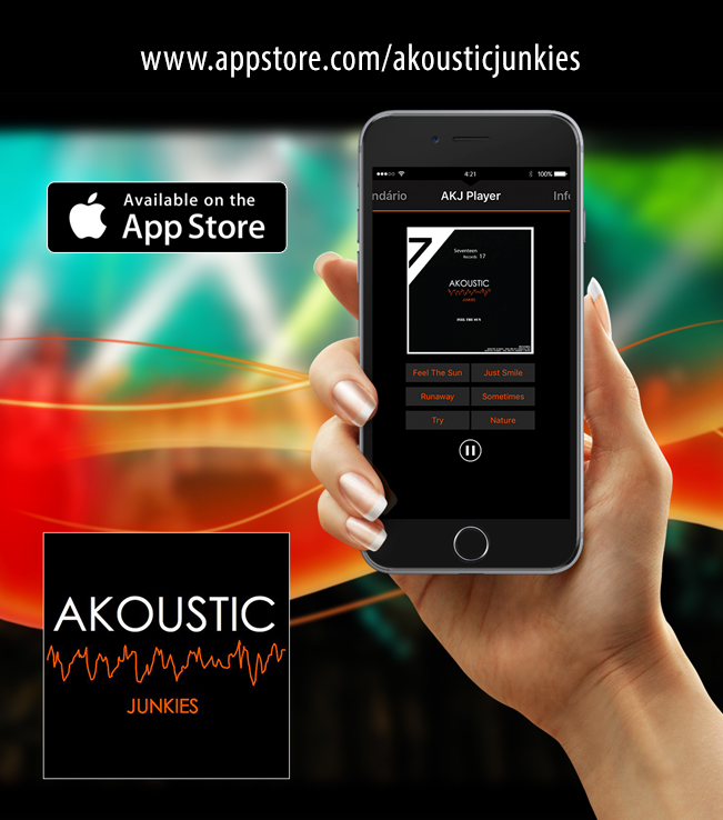 App iPhone/iPad - Akoustic Junkies